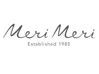 Meri Meri - schwarz