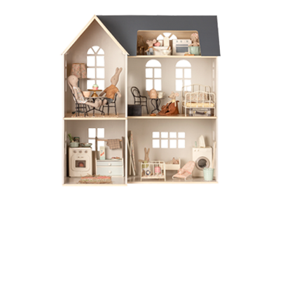 MAILEG Dollhouse & Accessories