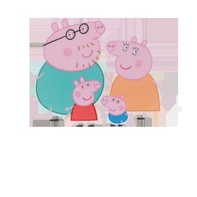 Peppa Pig Melamine