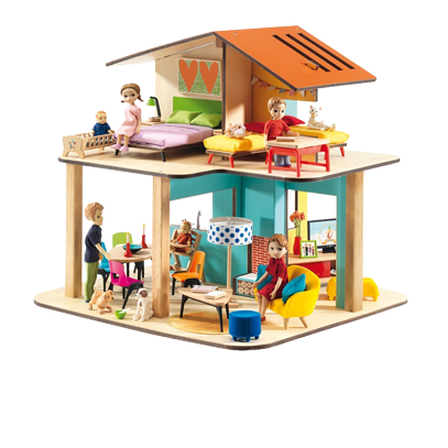Djeco Dolls House
