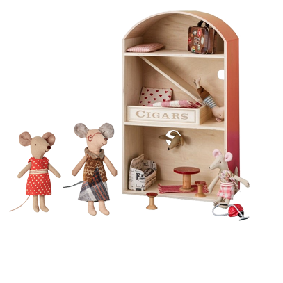 Maileg Puppenhäuser
