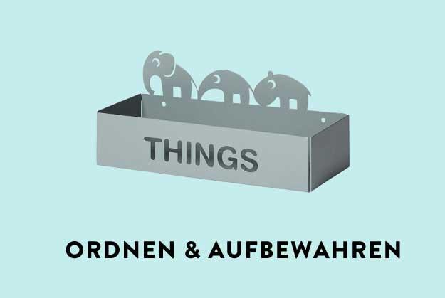 Ordnen & Aufbewahren