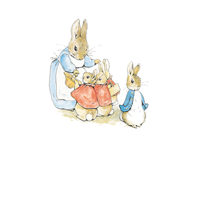 Peter Rabbit Melamine