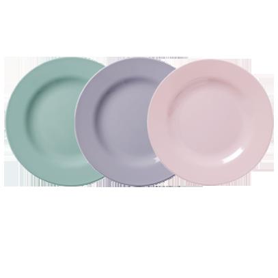 RICE Melamine Plates