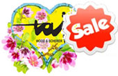 Taj Wood Sale