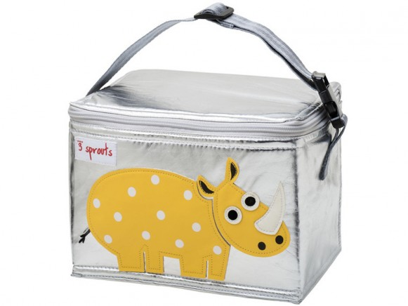 3 Sprouts Lunch Bag Nashorn