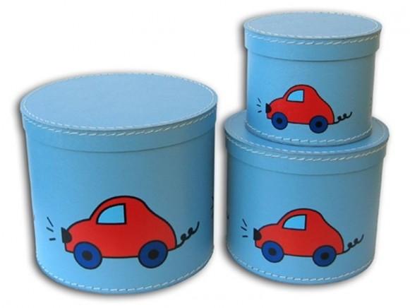 Box mit Automotiv von TOYS & Company