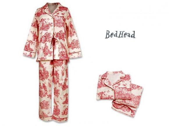 Pyjama Set Toile von BedHead