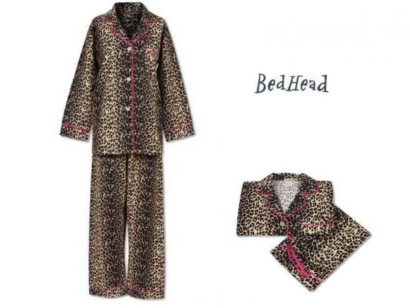 Pyjama Set Wild Thing Sateen von BedHead