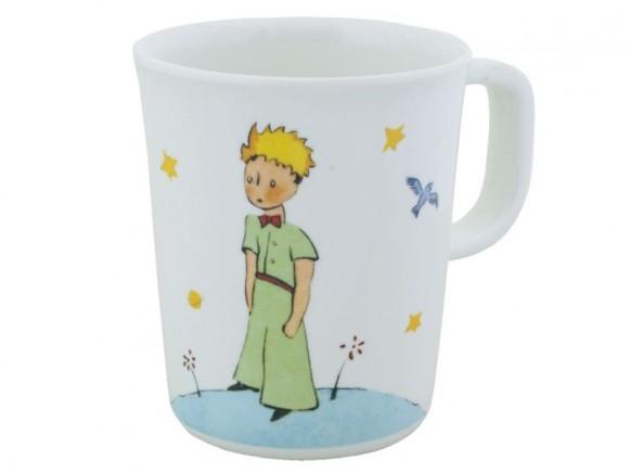 Henkelbecher Der kleine Prinz aus Melamin von Petit Jour