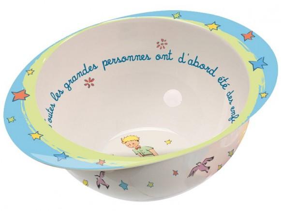 Trinkschale Der kleine Prinz aus Melamin von Petit Jour