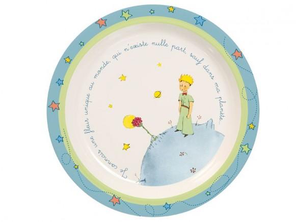 Der kleine Prinz Teller von Petit Jour
