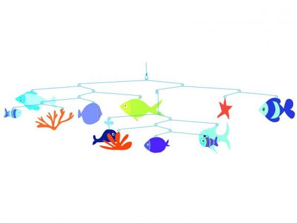 Djeco Mobile Unterwasserwelt