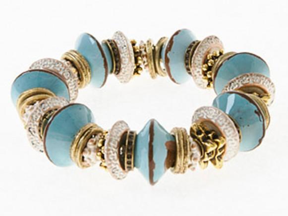 FIVA Armband (AG, Keramik)