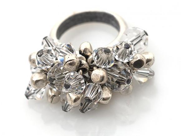 FIVA Ring (Swarovski)