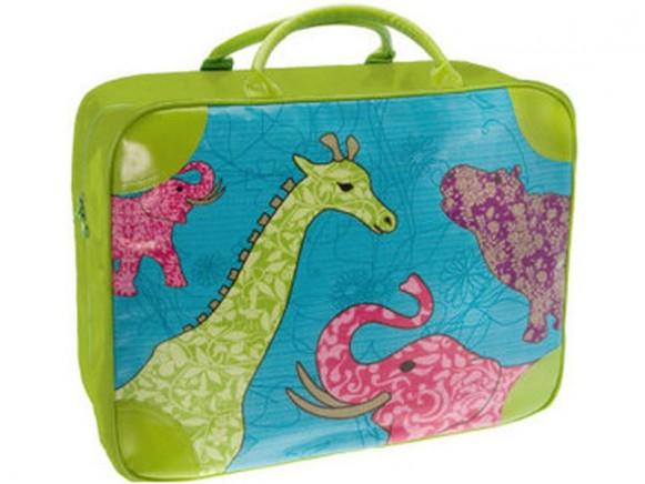 Fabulous Beasts Reisetasche von Roger la Borde