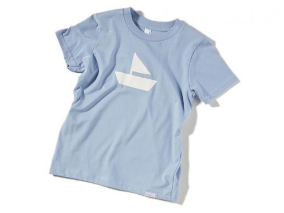 Kinder-Shirt Segelschiff von Fritzi Shirt