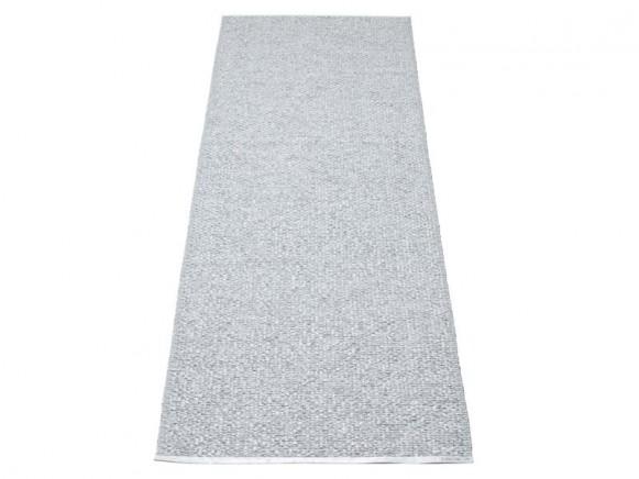 Kunststoffteppich Svea in graumetallic von Pappelina