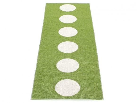 Pappelina Teppich Vera in grün