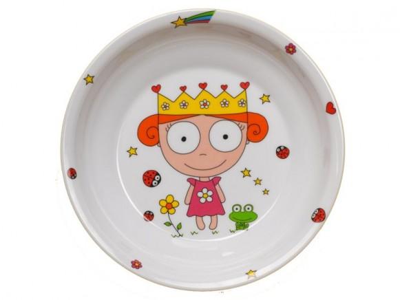 Kinderteller Prinzessin von Petit Appetit