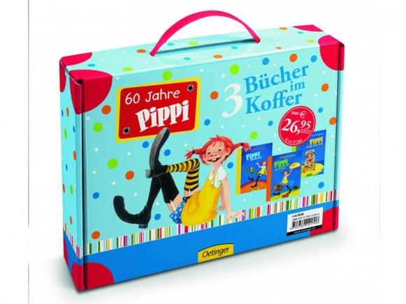 Pippi Langstrumpf Bücherkoffer Takatomode
