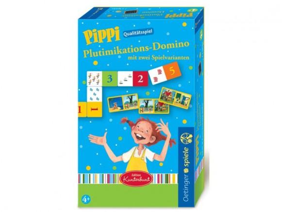Pippi Langstrumpf Plutimikations Domino