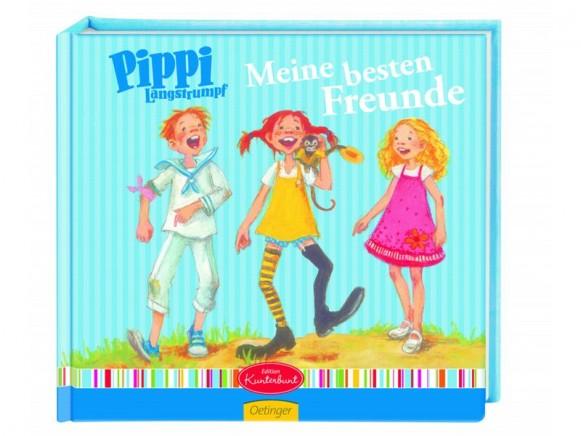 Pippi Langstrumpf Freundebuch