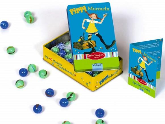 Pippi Langstrumpf Murmelspiel