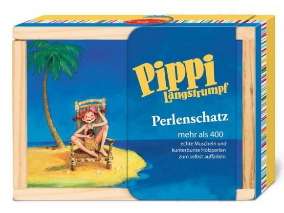 Pippi Langstrumpf Perlenschatz von Oetinger