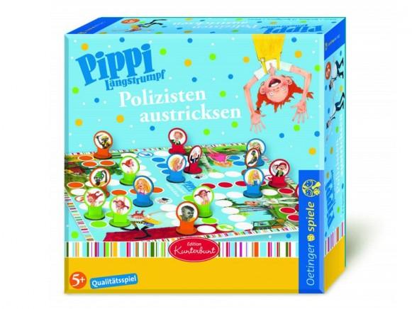 Pippi Langstrumpf Polizisten Austricksen
