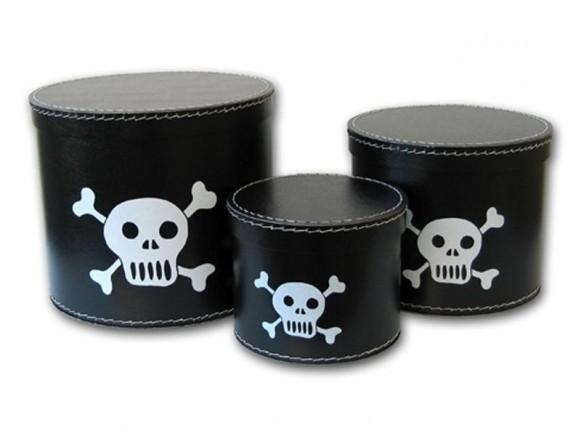 Box mit Piratenmotiv von TOYS & Company