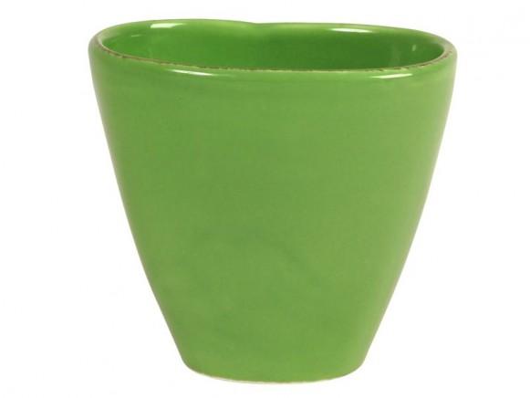 RICE Toskana Becher in apfelgrün