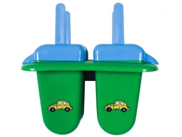 Eismacher in grün-blau mit Automotiv von RICE