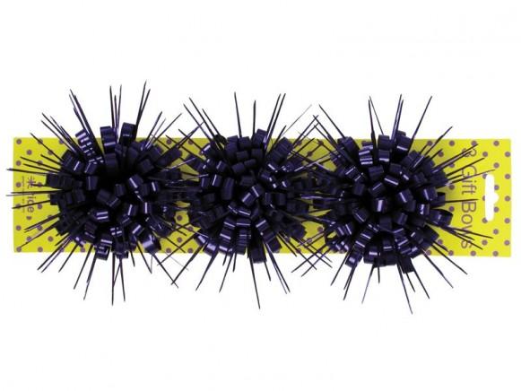 Geschenkpuschel in violett von RICE Dänemark