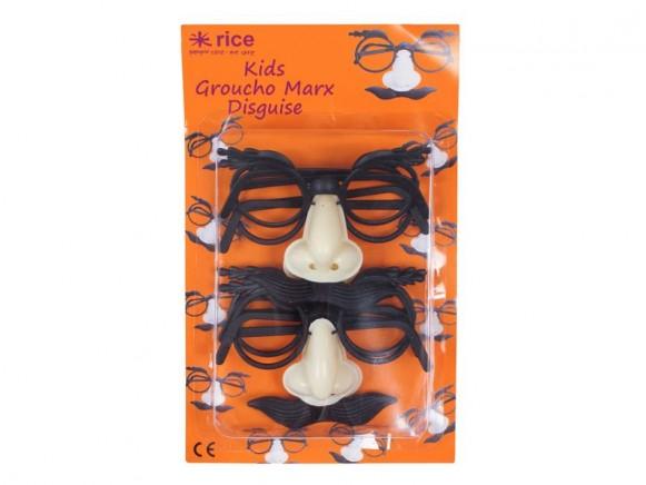 Groucho Marx Verkleidungs-Set für Kinder von RICE Dänemark