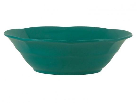 Suppenschüssel von RICE (pfauengrün)