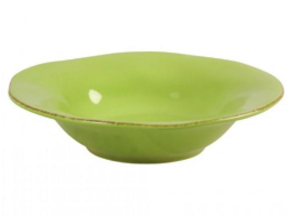 RICE Toskana Pastaschüssel grün