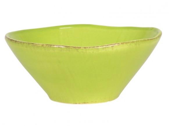 Kleine RICE Toskana Schüssel grün