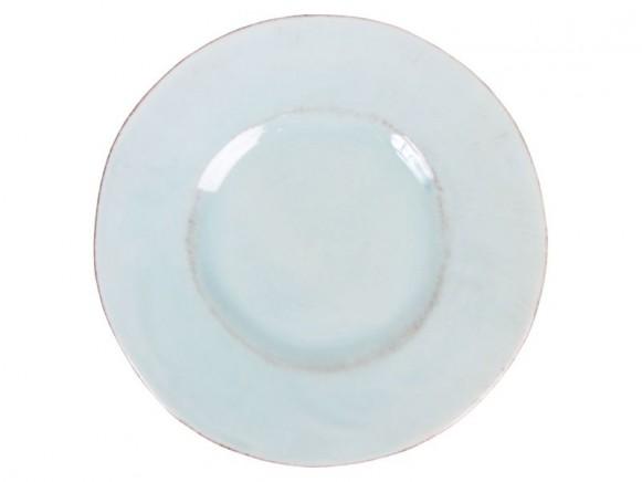Kleiner mintfarbener Teller im Toskana-Stil von RICE