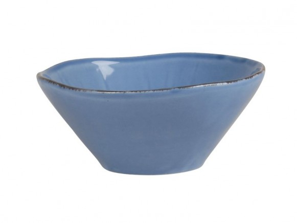 Kleine RICE Toskana Schüssel dunstblau