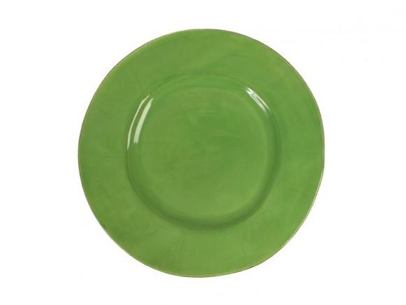 RICE Toskana Teller in apfelgrün