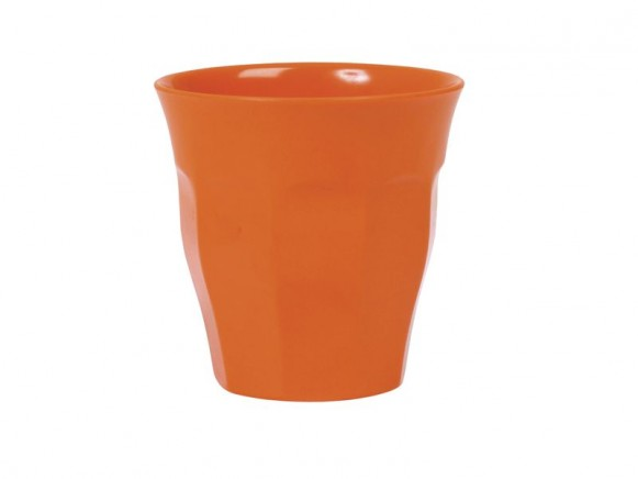 Kleiner RICE Becher orange