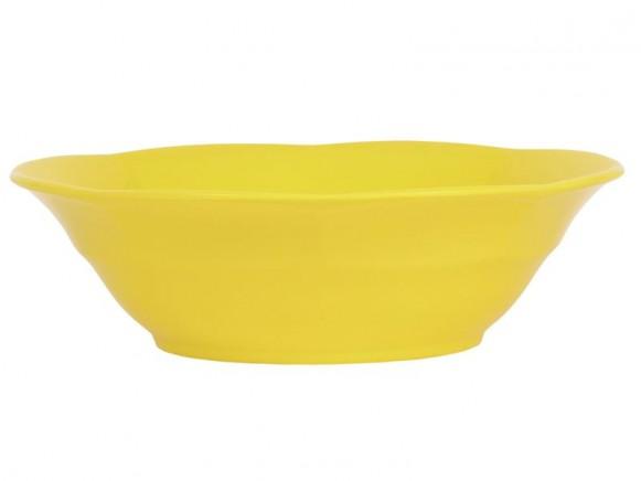RICE Schüssel gelb
