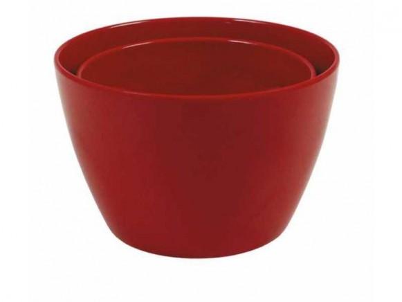RICE Schüssel Set rot