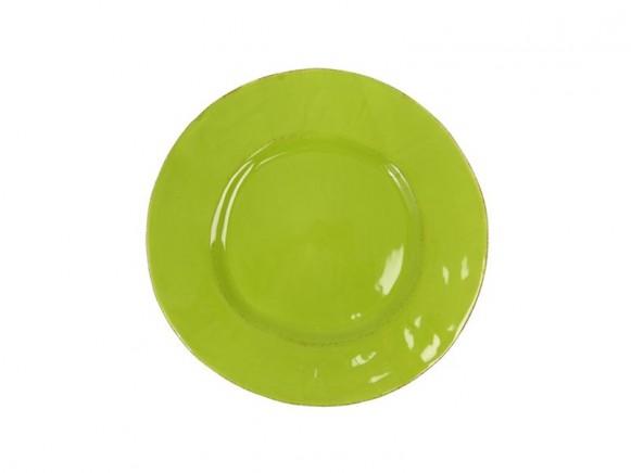 RICE Toskana Teller grün