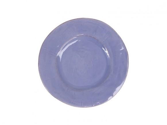 RICE Toskana Teller in lavendel