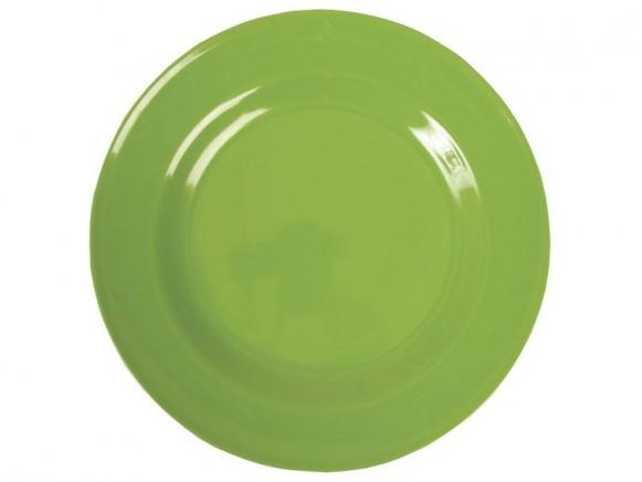 Grosser RICE Teller in apfelgrün