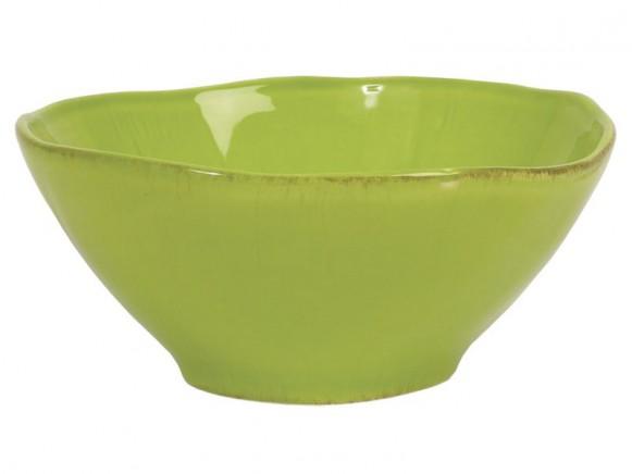 RICE Toskana Schüssel grün