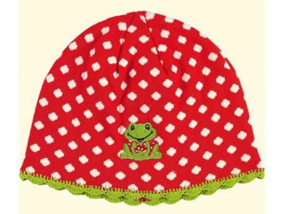 Kinder-Mütze Fröhliche Tupfen von Spiegelburg