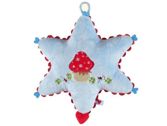 Spieluhr Sternchen in blau von Spiegelburg